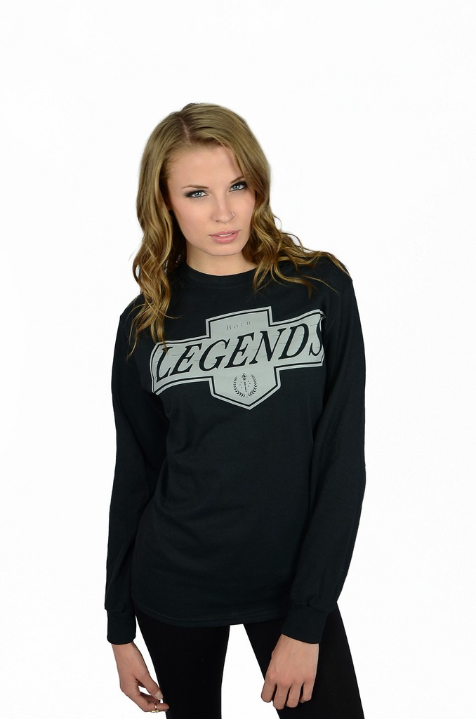 Live Like A King Long Sleeve - Womens