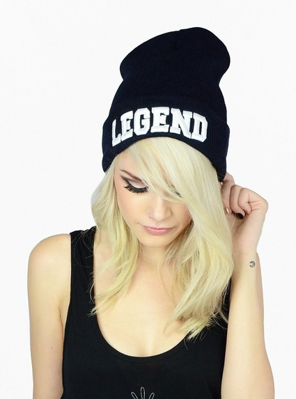 The Legend Beanie