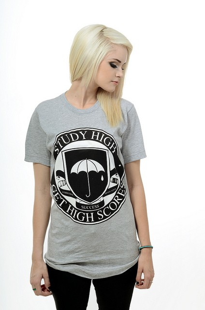 The Overachiever T Shirt Womens