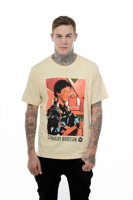 Straight Boussin T Shirt Mens