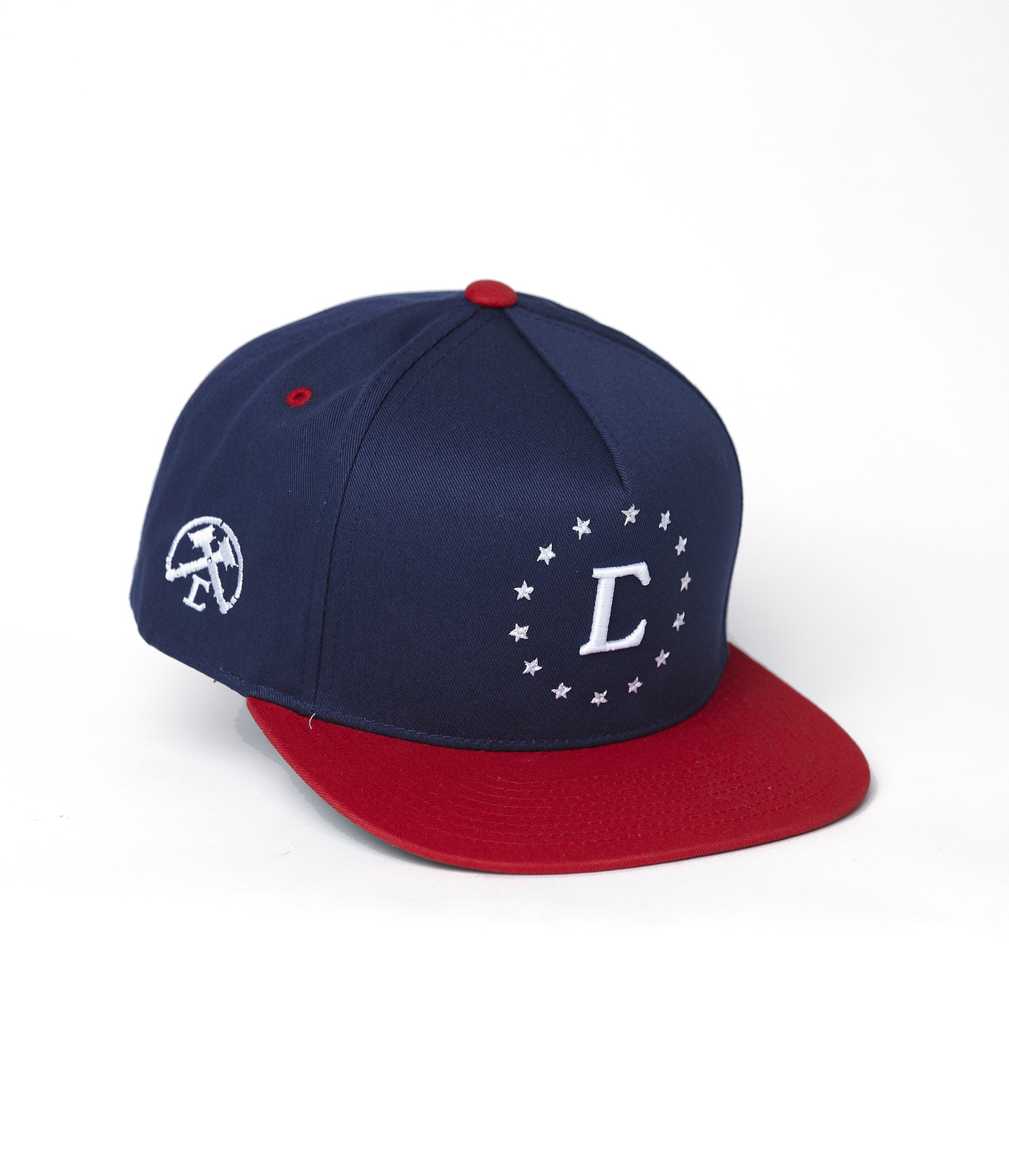 Civil Trap Snapback (Navy) - Mens