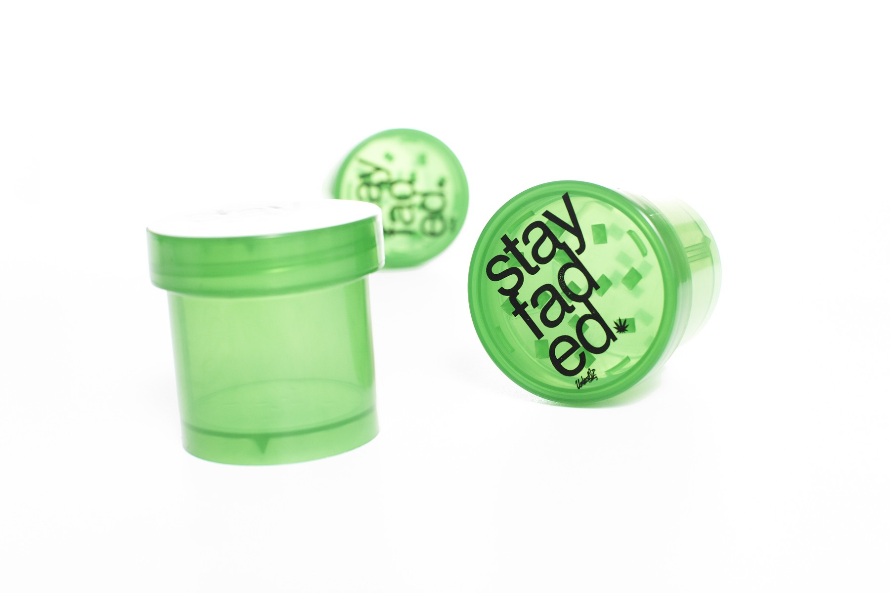 Stay Faded Grindtainer