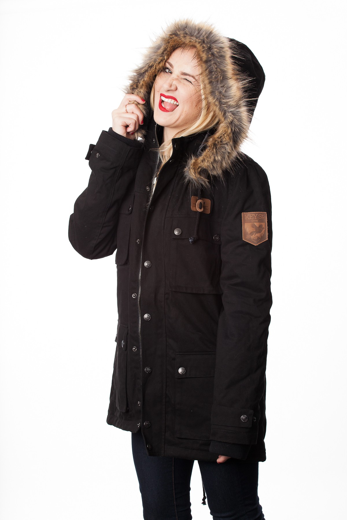 The Foxx Parka - Womens
