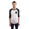 Born Legends 3/4 Sleeve Baseball Raglan Mens