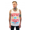 The Native Tank (White) Mens