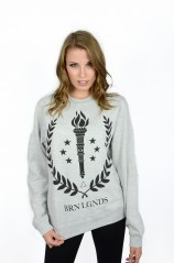 Undefeated Crewneck  -Womens