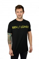 BRN LGNDS T Shirt  Mens