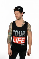 Tour Life Tank Top - Mens