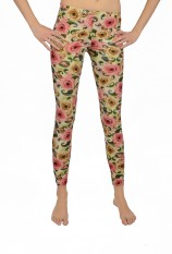 Paisley Floral Leggings