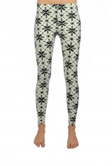 Snowflake Winter  Leggings