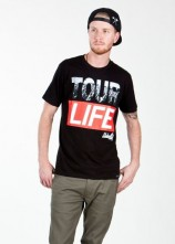 Tour Life T-Shirt Men's