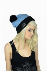Genuine Quality Fold Over Palm Beanie