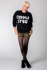 Cuddle Crew Crewneck Womens