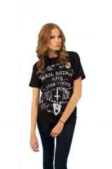 Ouija Board T Shirt - Womens