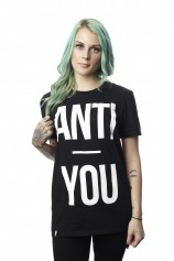 Anti You - T Shirt - Womens