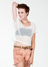 Penny Lane Crop Top