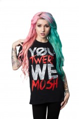 You Twerk We Mosh - Womens