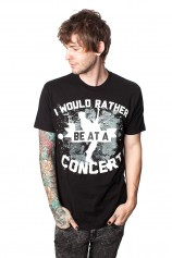 I Would Rather - T Shirt - Mens