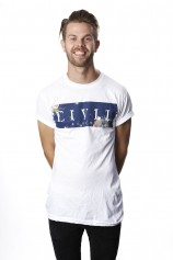 Civil Box T Shirt - Mens