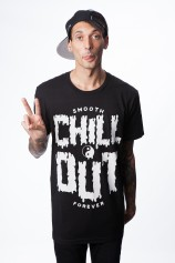 Chill Out  Forever T Shirt - Mens