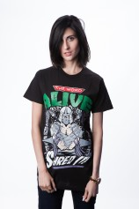 Shred It T Shirt Womens