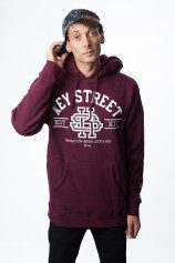 World Series Pullover (Maroon) - Men's