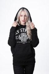 World Series Pullover (Black) - Women's