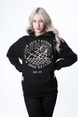 Calm Seas Pullover (Black) - Womens