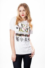 Floral Turf  T Shirt - Womens