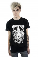 Caged In T Shirt - Mens