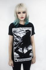 Nevermore T Shirt - Womens