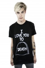 I Love You To Death - Mens